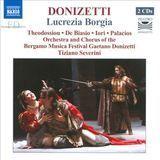Gaetano Donizetti: Lucrezia Borgia [CD]