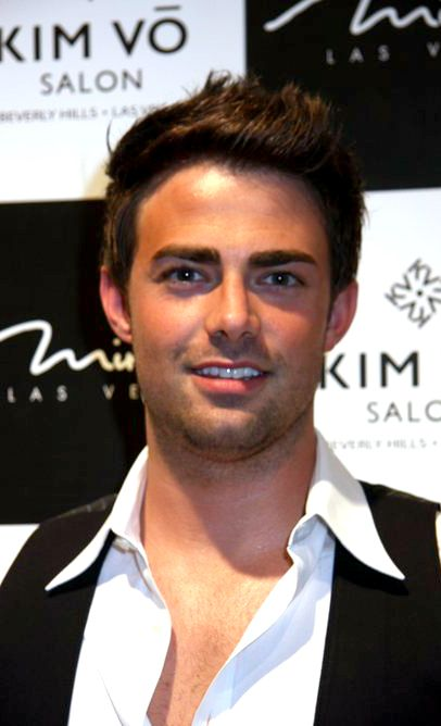 Jonathan Bennett as Aaron Samuels in Mean Girls. Holy wow, he's still attractive.