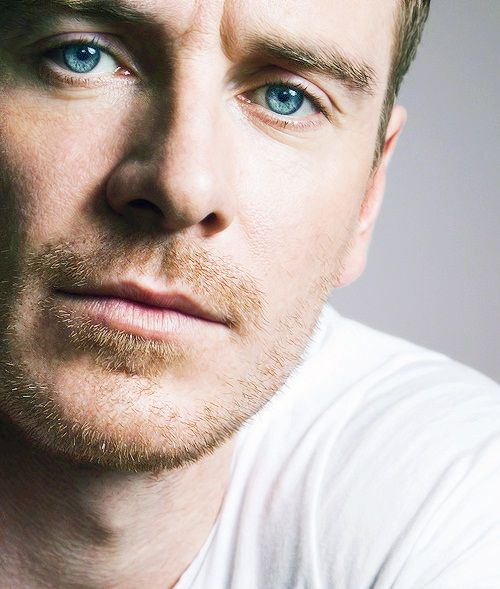 Michael Fassbender. coming up with just one of him is hard. he is beyond gorgeous, a fantastically talented actor and a gentleman to boot. <3 born April 2nd 1977 (37). Them eyes