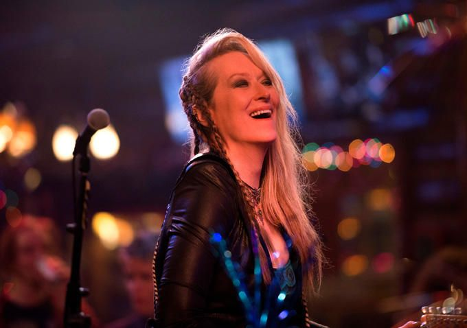 Trailer e pôster do filme 'Ricki and the Flash' com Meryl Streep