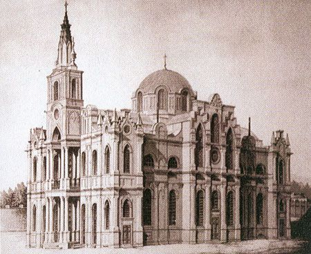 Biserica Greceasca Buna Vestire - Braila