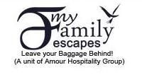 My Family Escapes - Leave your baggage behind!!