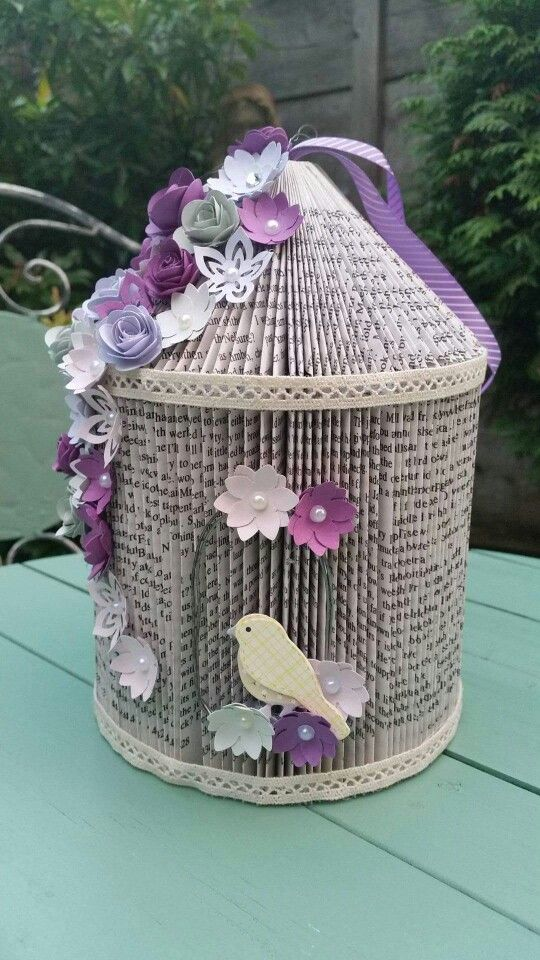 Purple birdcage                                                                                                                                                     More