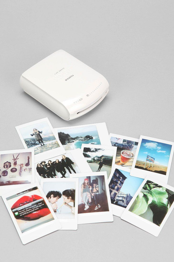 Fujifilm INSTAX Instant Smartphone Printer - Urban Outfitters, seriously want this!!