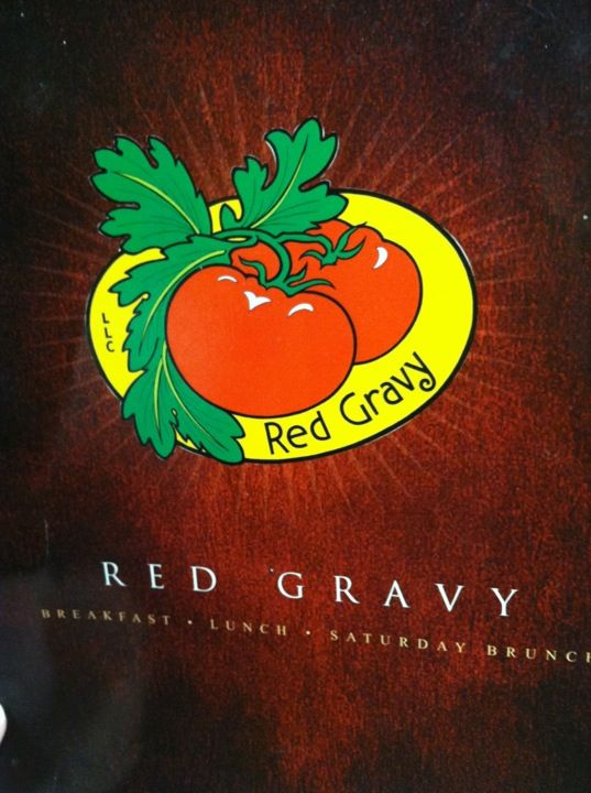 So it came up frequently in local searches for a top place for brunch, and for such a modest location, it is kinda surprising how memorable the red gravy was.  I will definitely be back.