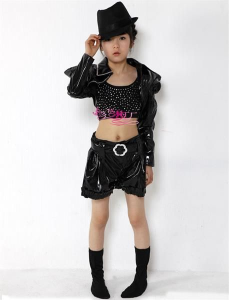Детский современный костюм