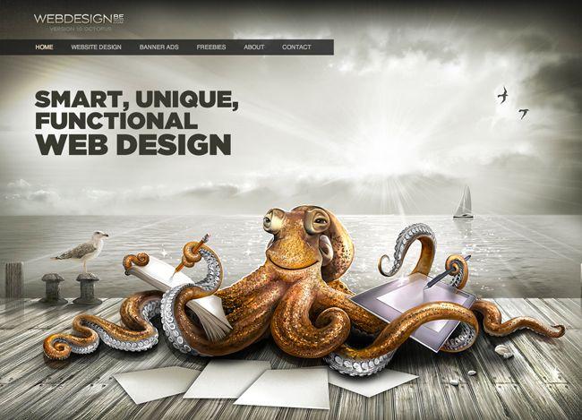 grafiker.de - 30 kreative Designer-Portfolios