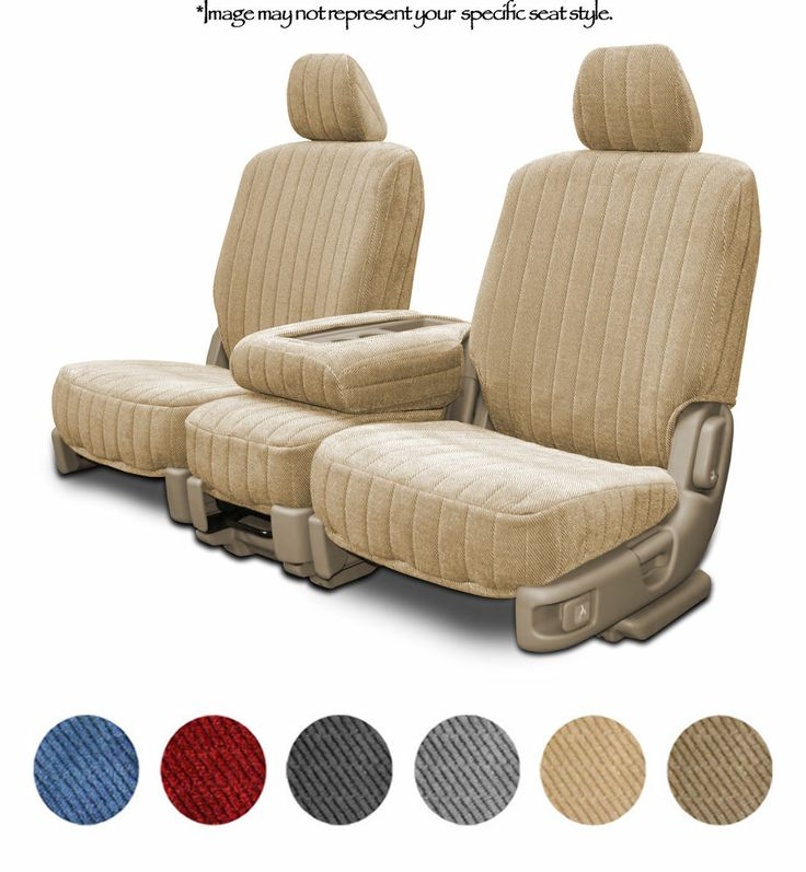 Chevy Tahoe Madrid Seat Covers. Custom Fit ...