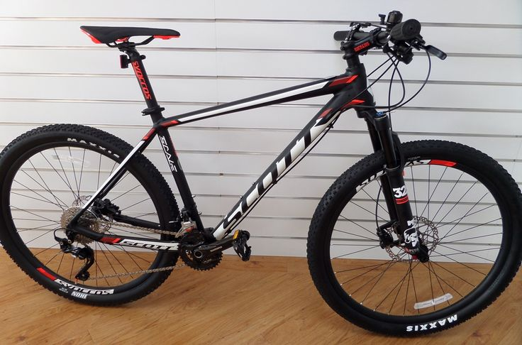 Scott Scale 750 2017 :: £1249.00 :: Bikes :: MTB - Hardtail :: Pedals Cycle Centre