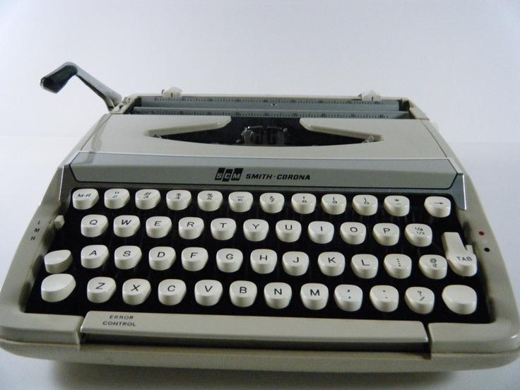 Typewriter Ribbon Smith Corona Corsair Manual