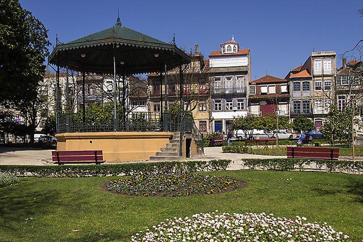 Coreto do Jardim de S. Lázaro  - Porto