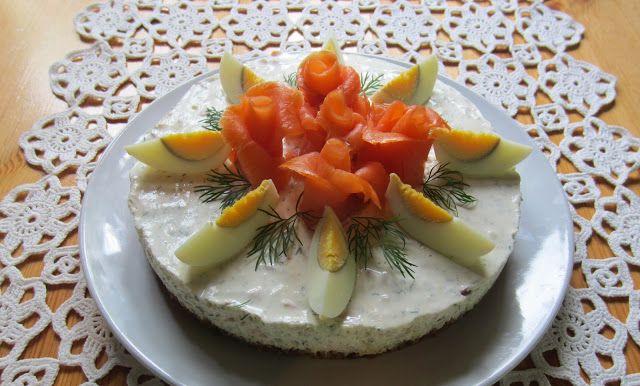 Herkkuja leipomassa: Saaristomeren lohikakku/ Archipelago Salmon Cake