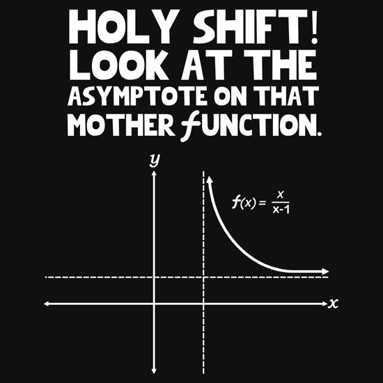 Holy Shift! Look at the asymptote on that mother function by MalcolmWest