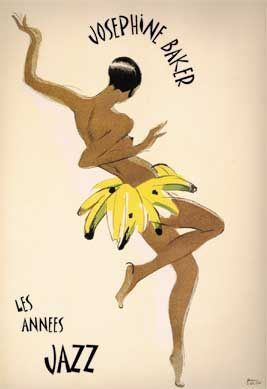 """I like Frenchmen very much, because even when they insult you they do it so nicely."" - Josephine Baker"