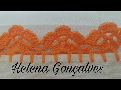 Bico de Croche Imperial - Aprendendo Crochê - YouTube