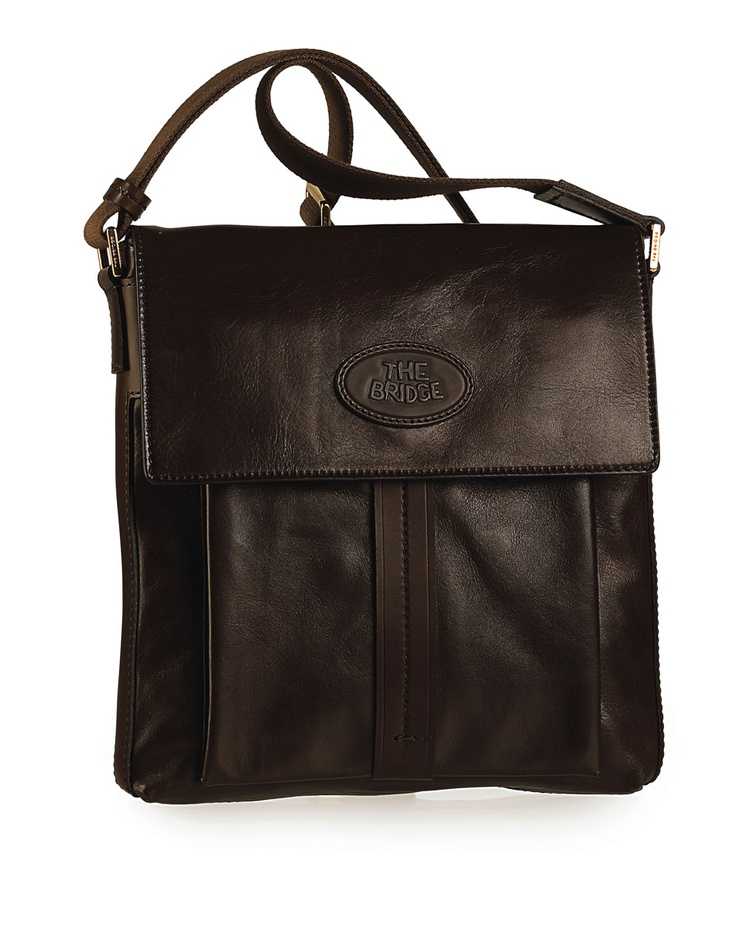 Men's leather bag 052661