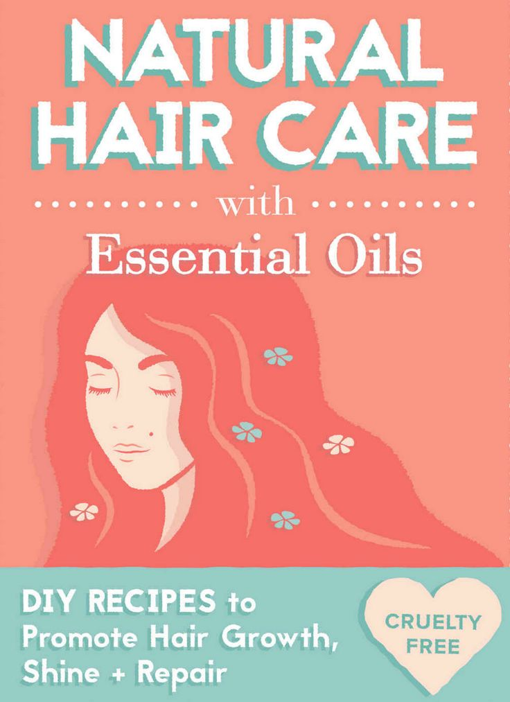 Essential Oils For Hair Repair