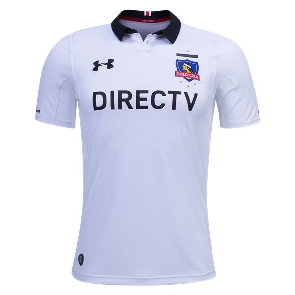 Colo Colo 16/17 Home Soccer Jersey - WorldSoccershop.com | WORLDSOCCERSHOP.COM