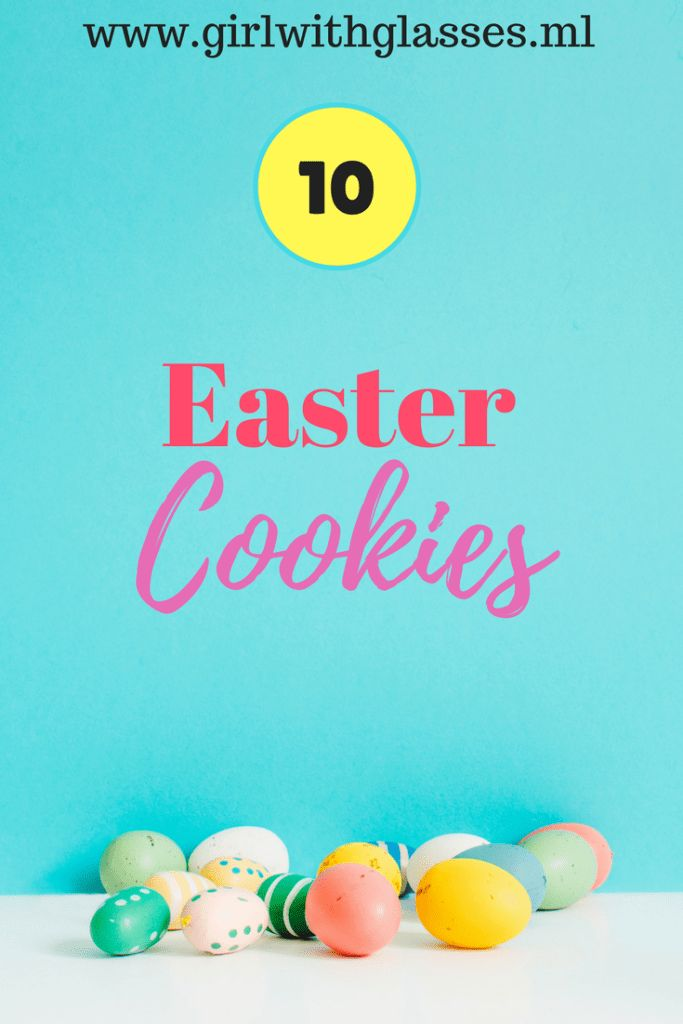 10 easter cookies and desserts roundup