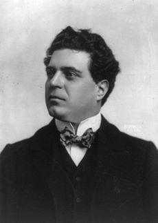 Pietro Mascagni- ( 7.Dezember 1863- 2.August 1945 ) war ein italienischer Komponist und einer der wichtigsten Vertreter des Verismo.