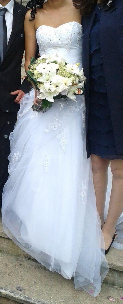 Robe de mariee usagee for Robes de mariage en consignation ct