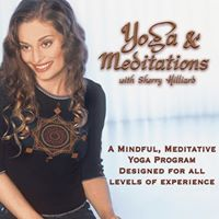 Sherry Hilliard's photo. Yoga CD 2009