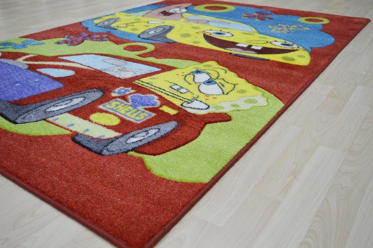 Μπομπ Σφουγγαράκης - SpongeBob. Κόκκνο. ΠΡΟΣΦΟΡΑ.