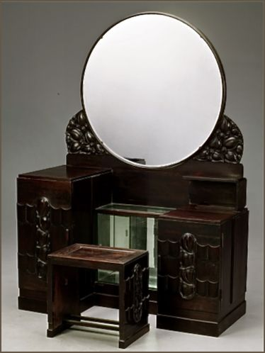Art Deco Vanity From Shanghai 1920 35 Stuff For The Loft In 2019 Pinterest Bedroom And Furniture