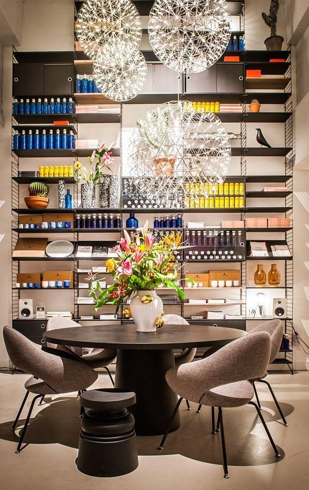 Handmade Industrials | Tube vase | @ Co van der Horst, Amstelveen, NL