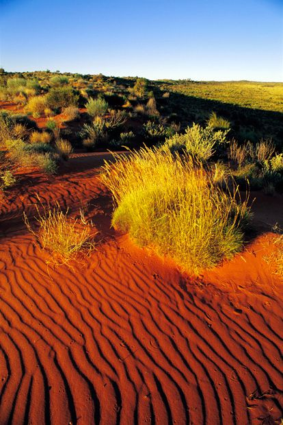 Aussie deserts: Our outback scenes - Australian Geographic - Love these colours. S