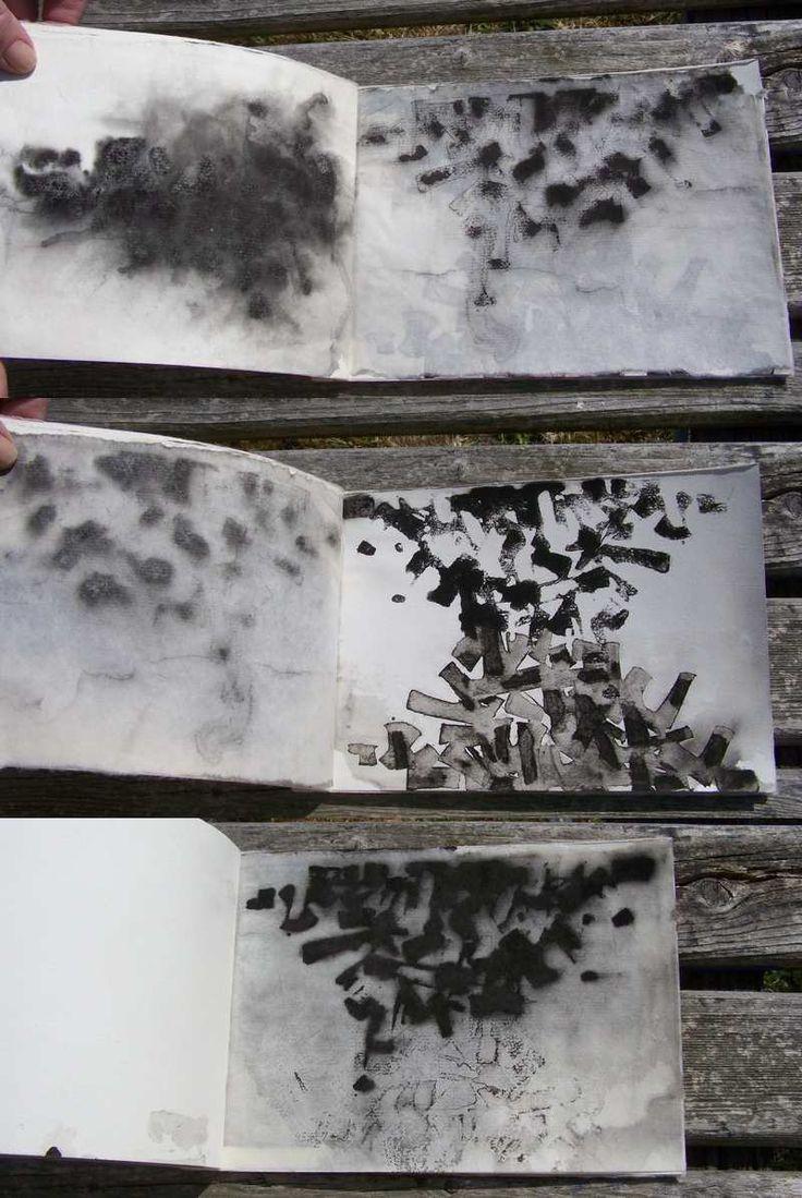 L'ivre de matieres & de couleurs  Elisabeth Couloigner