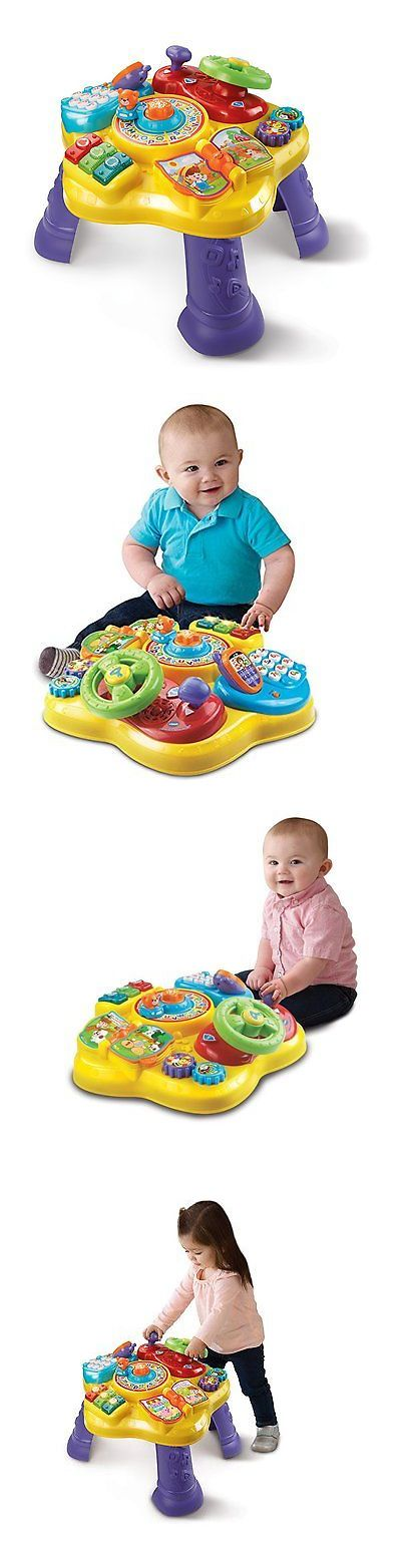 baby kid stuff: Vtech Magic Star Learning Table Educational Toy Kids Toddler Fun Activity New -> BUY IT NOW ONLY: $47.89 on eBay!