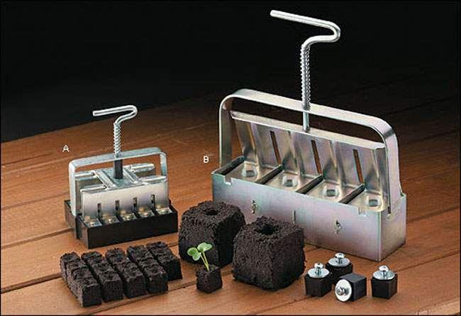 Soil block maker qu es esto http for Soil block maker
