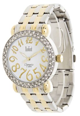 Relógio Dumont Dumont SW75117B Prata - Compre Agora | Dafiti