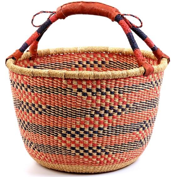 Basket Weaving Ghana : Best images about baskets on leaf bowls