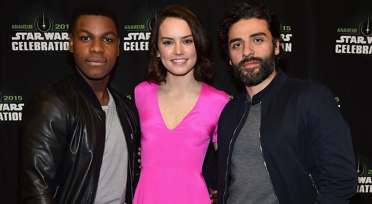 John Boyega and Daisy Ridley Watching the Star Wars Trailer For the First Time Will Make Your Day