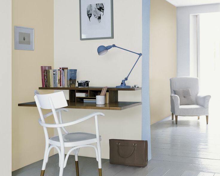 les 18 meilleures images du tableau bureau sur pinterest espace de travail palettes de. Black Bedroom Furniture Sets. Home Design Ideas