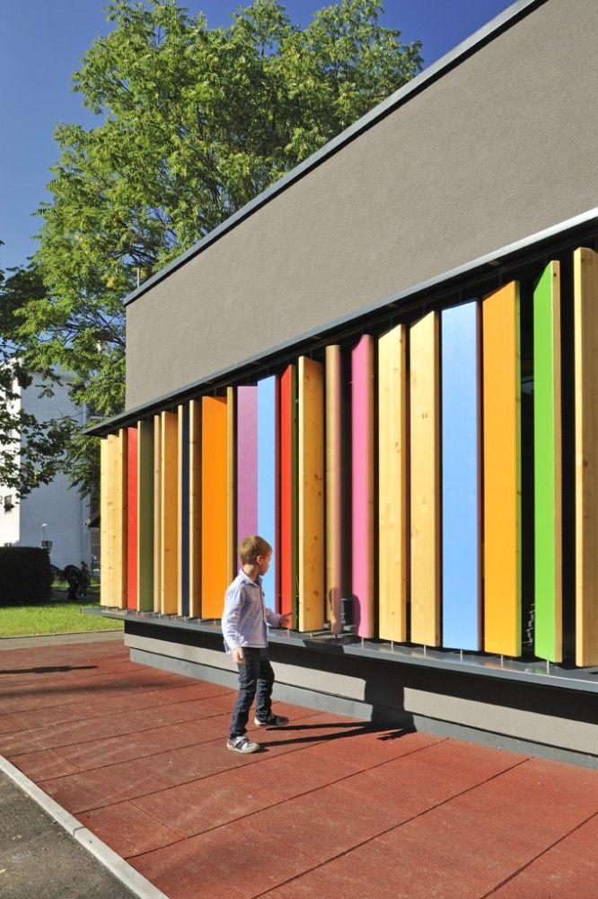 Kindergarten Kekec / Arhitektura Jure Kotnik