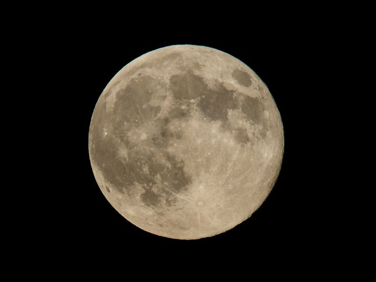 How to photograph a super moon