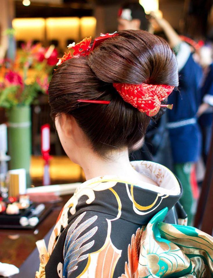 「 店主、京都へいく 結髪修行編② 」の画像|髪結いがはじめた着物屋 「縁-enishi-」のブログ|Ameba (アメーバ)