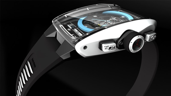 wristwatch- superbly designed