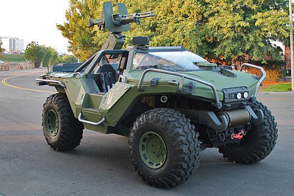 Warthog built on H1 Chassis!  Want this! it would just be fun lets face it.   Shut up and take my money!!