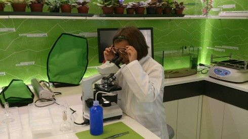 Lab biologiczny