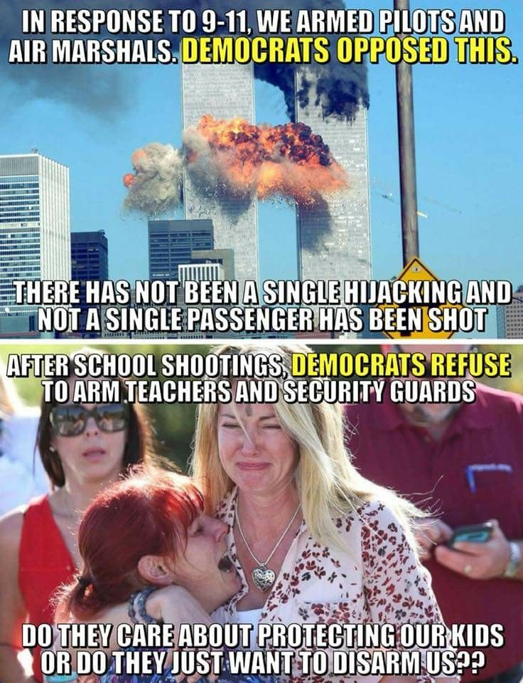 Disarm us of course.  Without guns they think they can force us into compliance, force us to our knees.