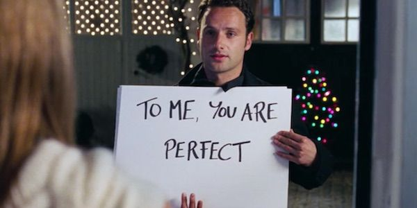What Andrew Lincoln Really Thinks Of The Sign Scene In Love Actually