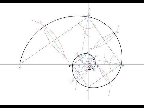 Espiral logarítmica - YouTube