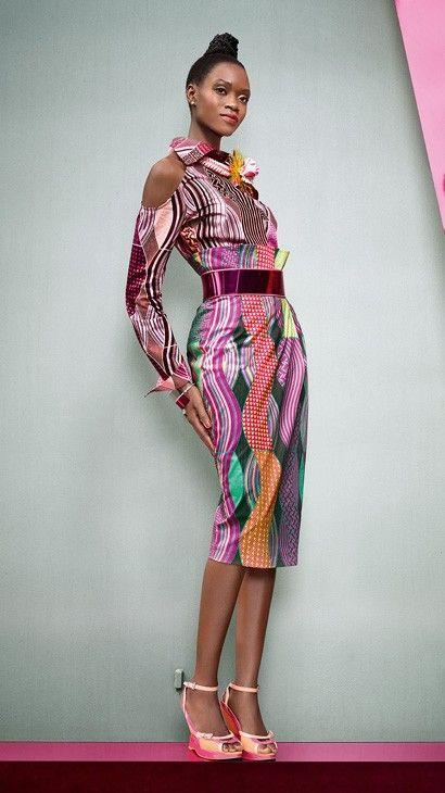 Fashion - Vlisco V-InspiredVlisco V-Inspired