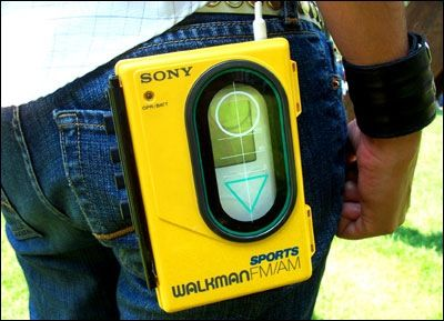 Totally had this walkman!!! Hahaha