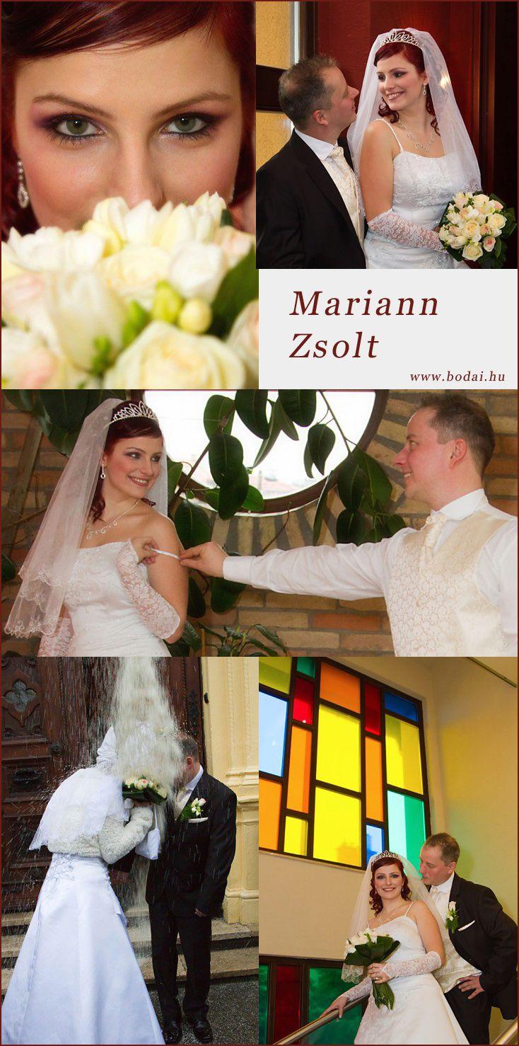 Esküvői fotók Vecsésen  http://www.bodai.hu