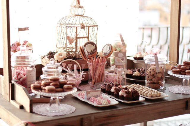 sweet table alllovelyparty